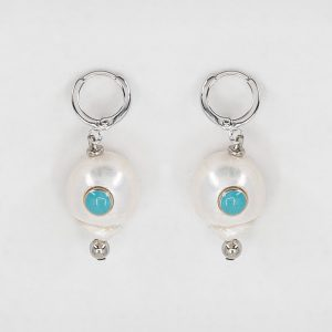 Lana Turquoise Earrings