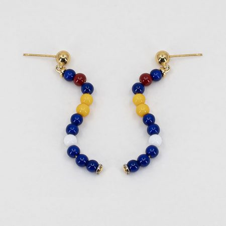 Ariel Hakuna Blue Earrings