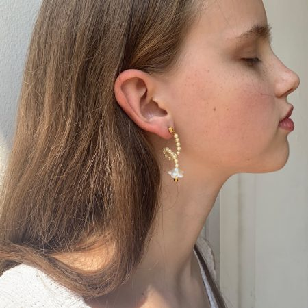 Cott Twirl Earrings