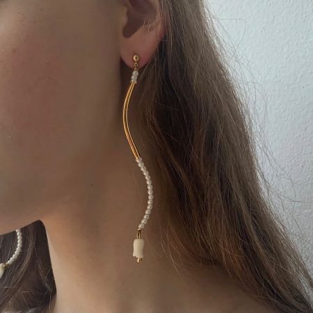 Cott Wave Earrings