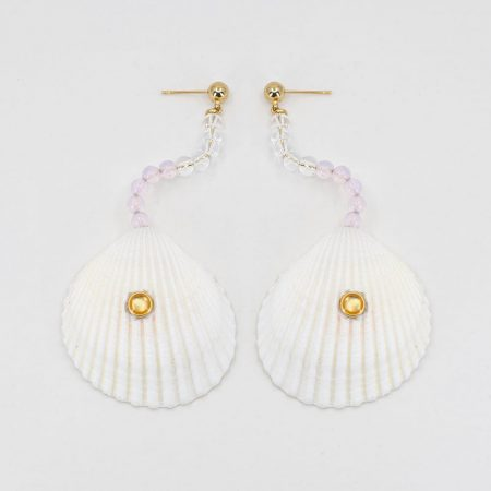 Shellfie Ariel Graduate Earrings