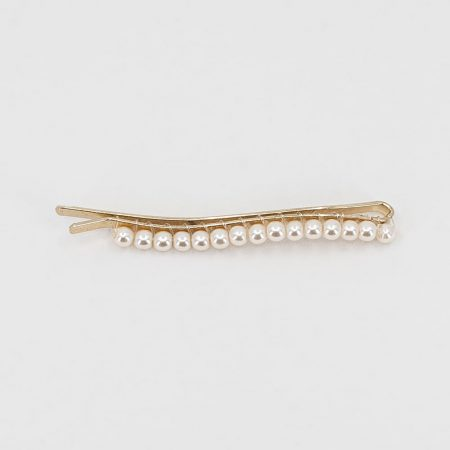 Ariel Hair Slide Small Pearl