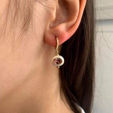 Ariel Sphere Earrings