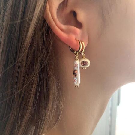 Ariel Sphere Earrings