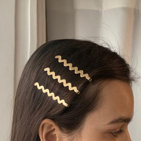 SCHO squiggle Hairslides