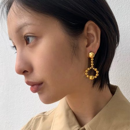 Donna Bubble Key Earrings