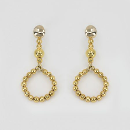 Bee M Key Earrings