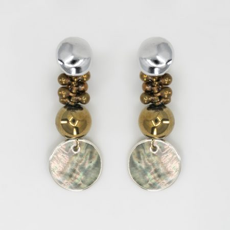 Nacro Detail Earrings