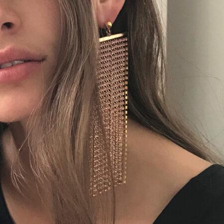 Bombshell Pink Ultra Diva Earrings