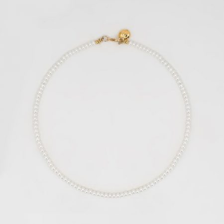 Ariel Simple Pearl Necklace