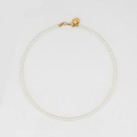 Ariel Simple Pearl Necklace