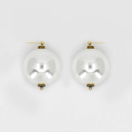 Donna Hematite Earrings