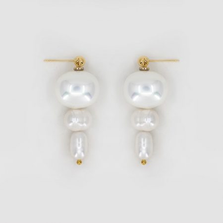 Donna Sphere Drop Earrings