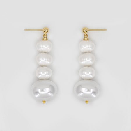 Donna Full Sphere Earrings
