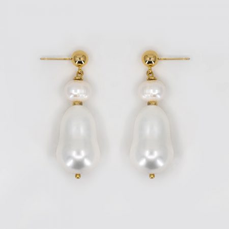 Lana Bell Sphere Earrings