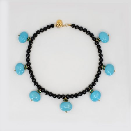 Lana Blue Sky Complex Necklace