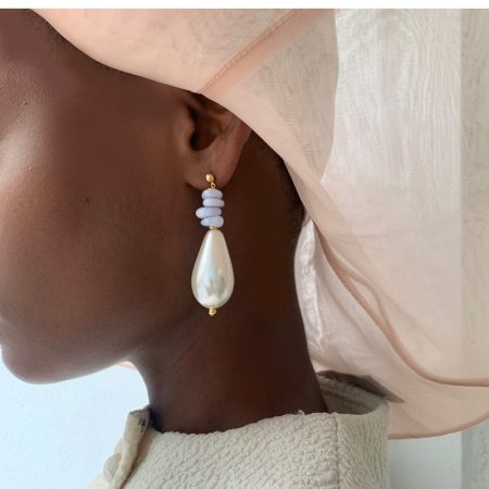Donna Drop Dawn Earrings