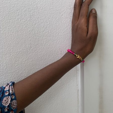 Reve Fresia Malachite Bracelet
