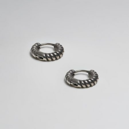Classic Twine Ring Earrings