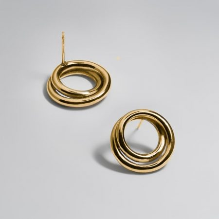 Undeux Earring Gold