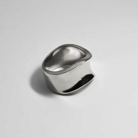 Wave Crush Ring