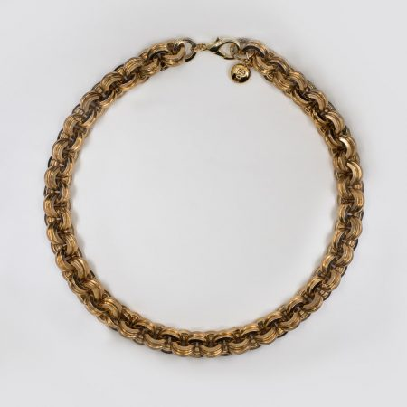 Kery Double Chain Necklace