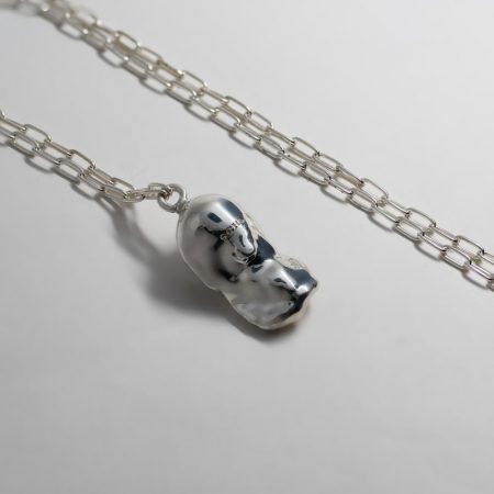 Sterling Lana Large Silver Necklace