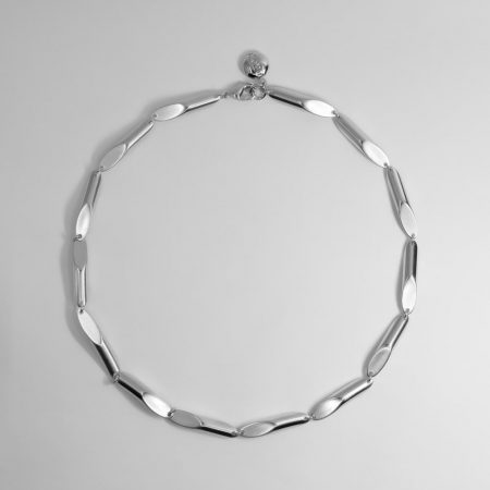 Trinity Silver Necklace