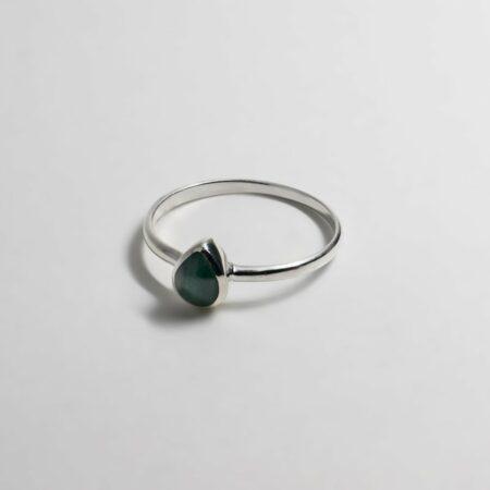 Lou Malachite Ring