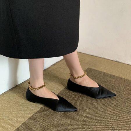 Goldie Anklet