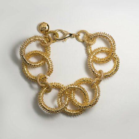 Buzz Bracelet Gold