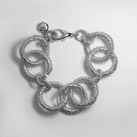 Buzz Bracelet Silver