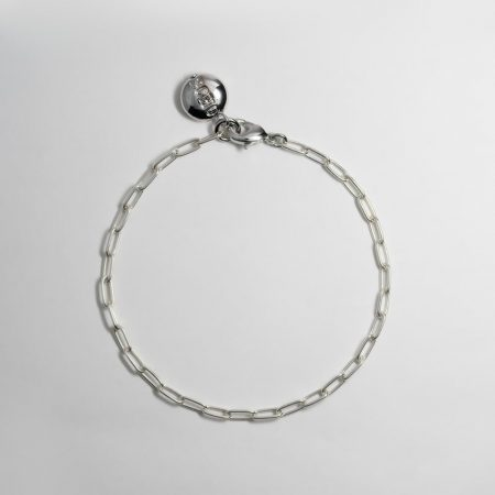 Den All Silver Bracelet