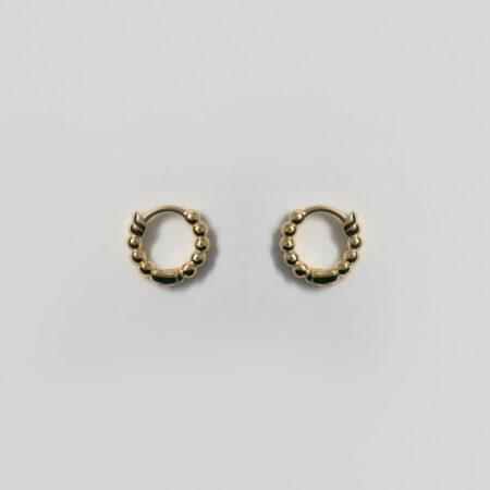 Donna Mini Earrings Gold