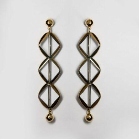 Envy Triple Earrings
