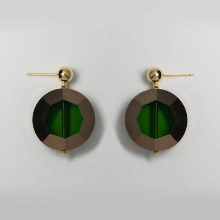 Green Envy Earrings