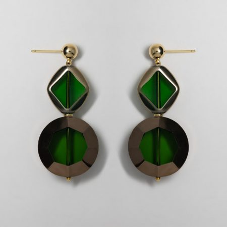 Green Envy Plus Earrings