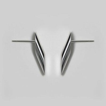Trinity Silver Earrings