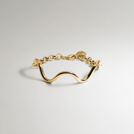 Ariel Sync Bracelet Gold