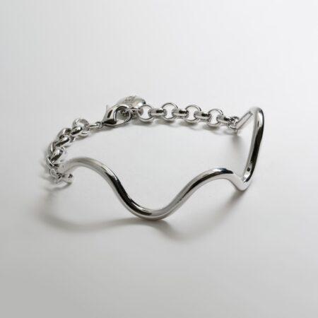 Ariel Sync Bracelet Silver