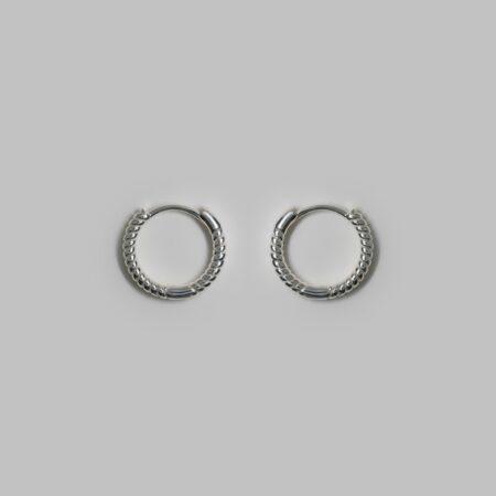 Twine Ring Earrings