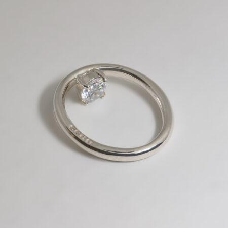 Natalie Crystal Ring